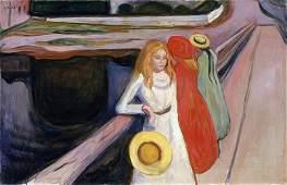 Edvard Munch Artwork
