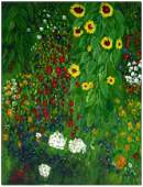 AFTER GUSTAV KLIMT Oil Painting on Canvas