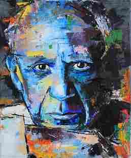 Pablo Picasso Photo Art Print