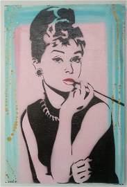 "Audrey Hepburn in ""Breakfast at Tiffany's"" 1961"