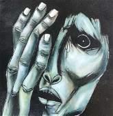 Oswaldo Guayasamin Painting