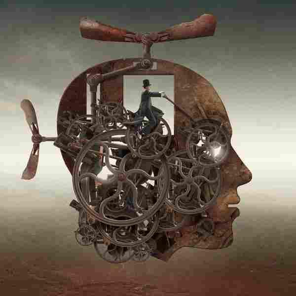 Igor Morski Surrealism Illustration