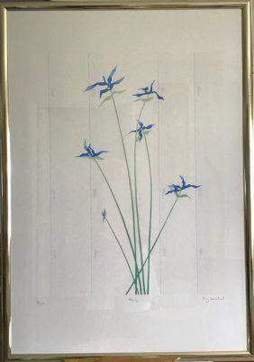 Original Serigraph Signed & Numbered  by Roy Woodard