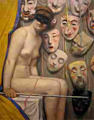 Armand Rassenfosse Fine Art Print