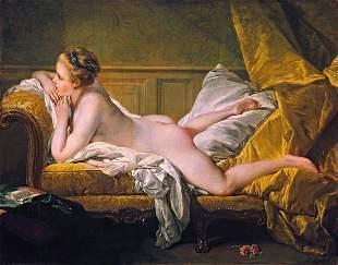 French François Boucher Fine Art Print