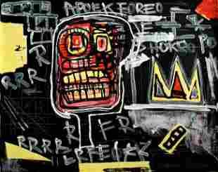 Jean-Michel Basquiat Modern 20th Century