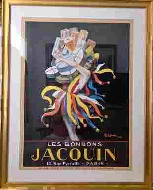 Les BonBons Jacquin 12. Rue Pernelle Paris- OffSet
