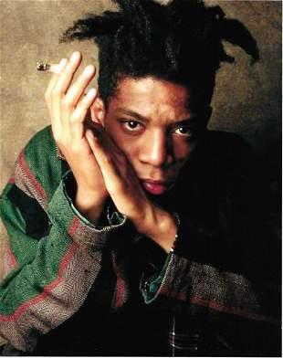Jean-Michel Basquiat Photo - Print