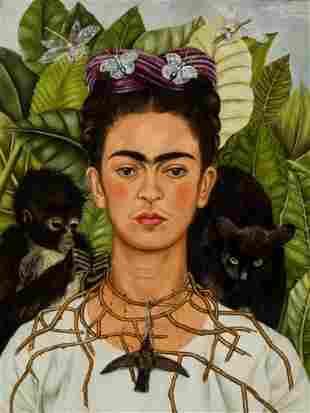 Frida Kahlo Print on Paper