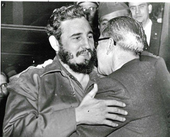 Fidel Castro Photo Print