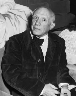 Pablo Picasso Photo Print