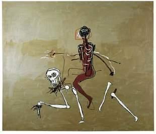 Jean Michelle Basquiat Print