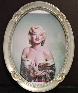 Marylin Monroe Print on Thick Paper