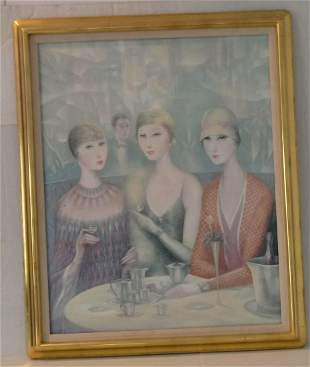 Russian 85 Painting signed.