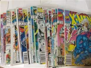 100 Comic Estate Sale Lot Guaranted F-NM. Very good