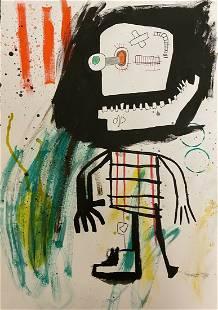 Neo Expressionist Cool Jean Michel Basquiat