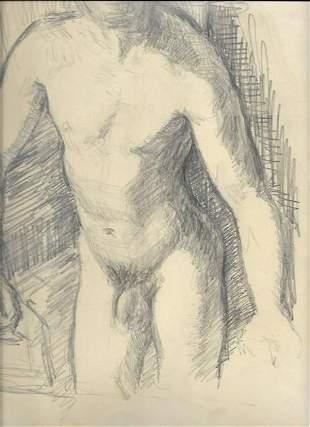 Joseph Smedley 1922-2016 British Modernist Figurative