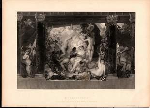 Original Steel engravings circa 1880's