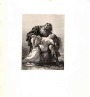 Shakespeare Antique Engravings Circa 1860