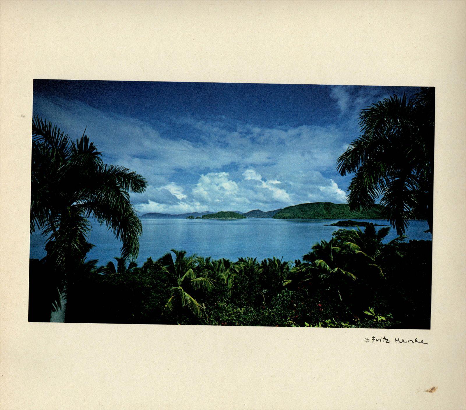 1971 Fritz Henle Fine Prints