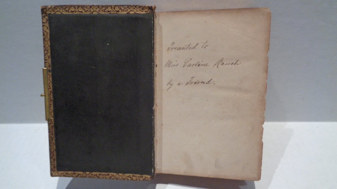 Antique 1865 Pearl Reference Bible - Glasgow: William C - 4