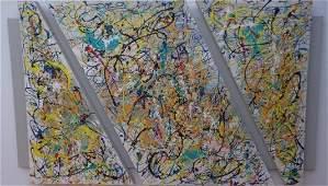 Large R Medina1958 AmerBornNYOriginal Abstract