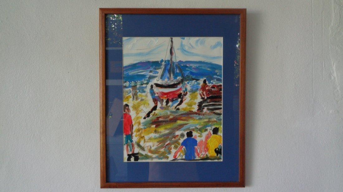 Robert Sundholm (1941 Ame)C.Island-N.Y