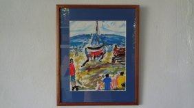 Original Robert Sundholm (1941 Ame)c.island-n.y