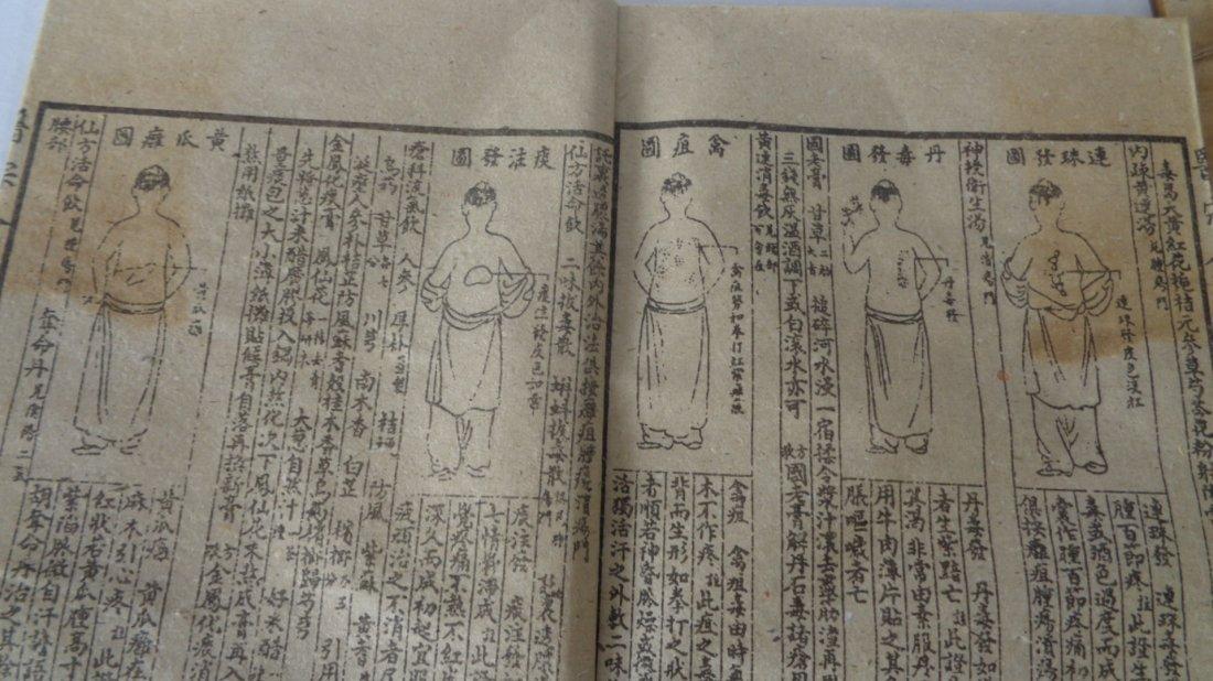 10 Chinese Leechcraft collection Books - 2