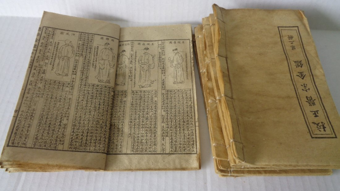 10 Chinese  collection Books
