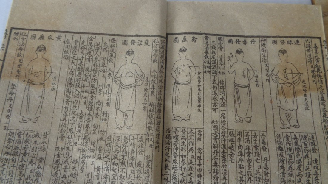 10 Chinese  collection Books - 2