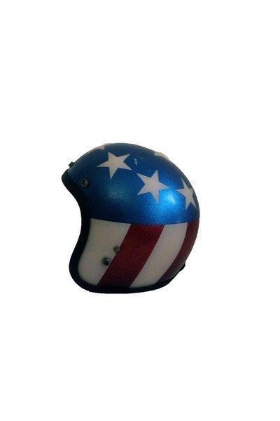 American flag helmet - 2