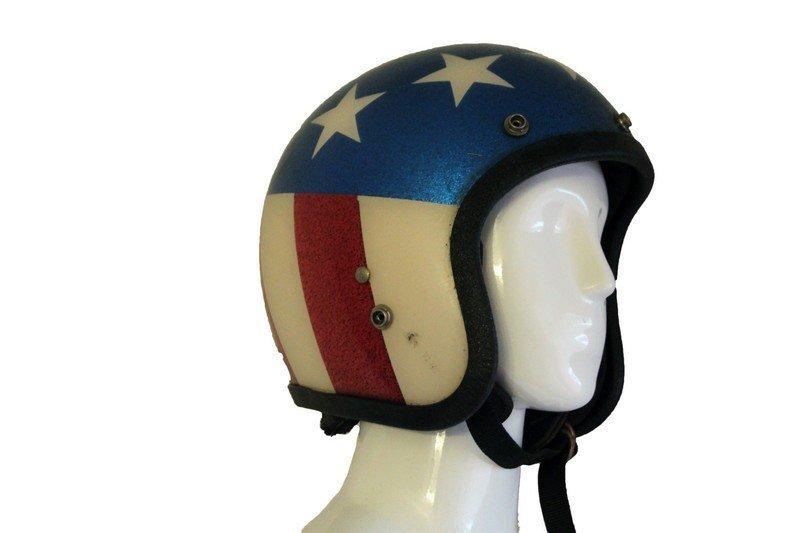 American flag helmet - 3