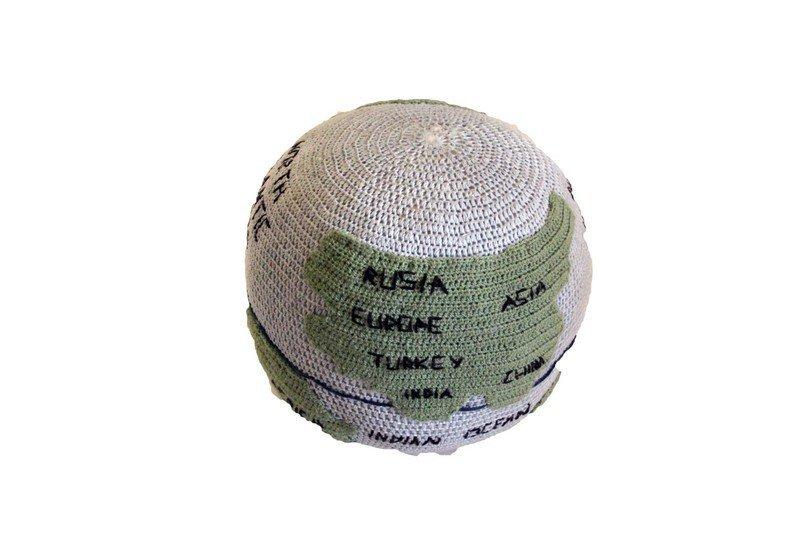 Crochet Globe - 2