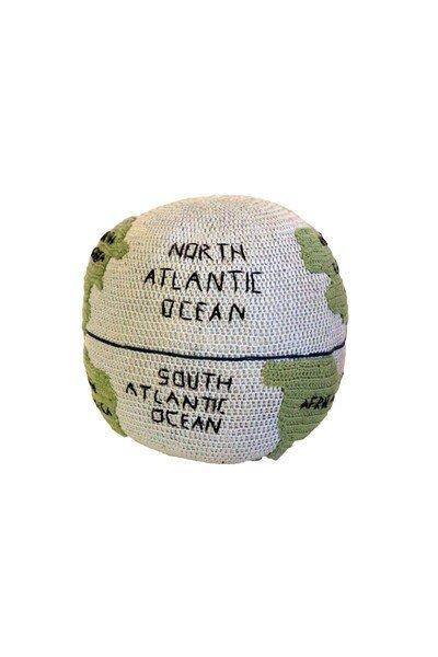 Crochet Globe - 3