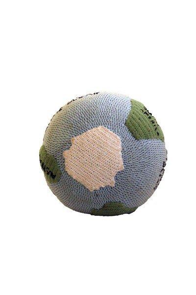 Crochet Globe - 4