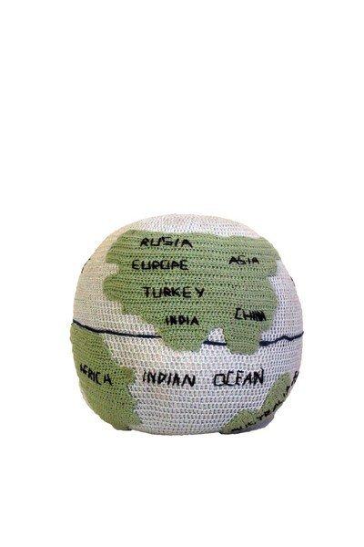 Crochet Globe - 5