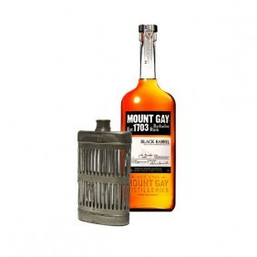 Japanese Jail Bar Flask