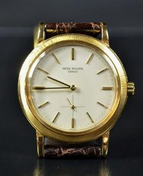 Automatic wristwatch PATEK PHILIPPE. The case is made