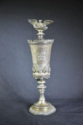 Masonic chalice (923gr)