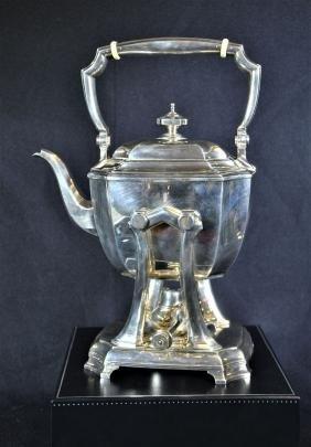 TIFFANY Sterling silver teapot (1696gr)