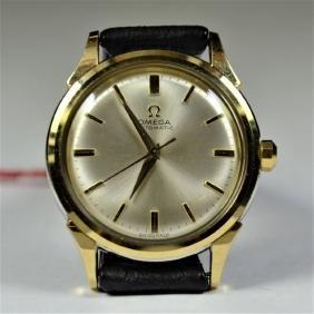 OMEGA Seamaster wristwatch. Automatic. Constellation