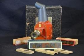 Lanterne magique originale de la Maison Ernst Plank,
