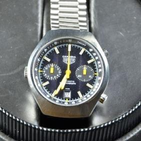 Wristwatch Chronograph. Automatic. HEUERCarrera. New