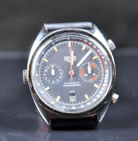 Chronograph HEUER Monza. Automatic