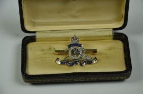 Décoration du Régiment Royal de lArtillerie Canadienne