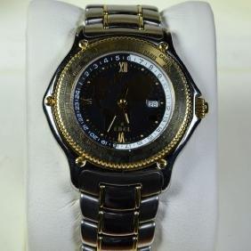 Wristwatch EBEL . Bicolor. Automatic Les Heures du