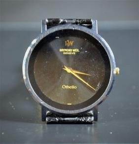 Wristwatch RAYMOND WEIL Genève, Model Othello. New old