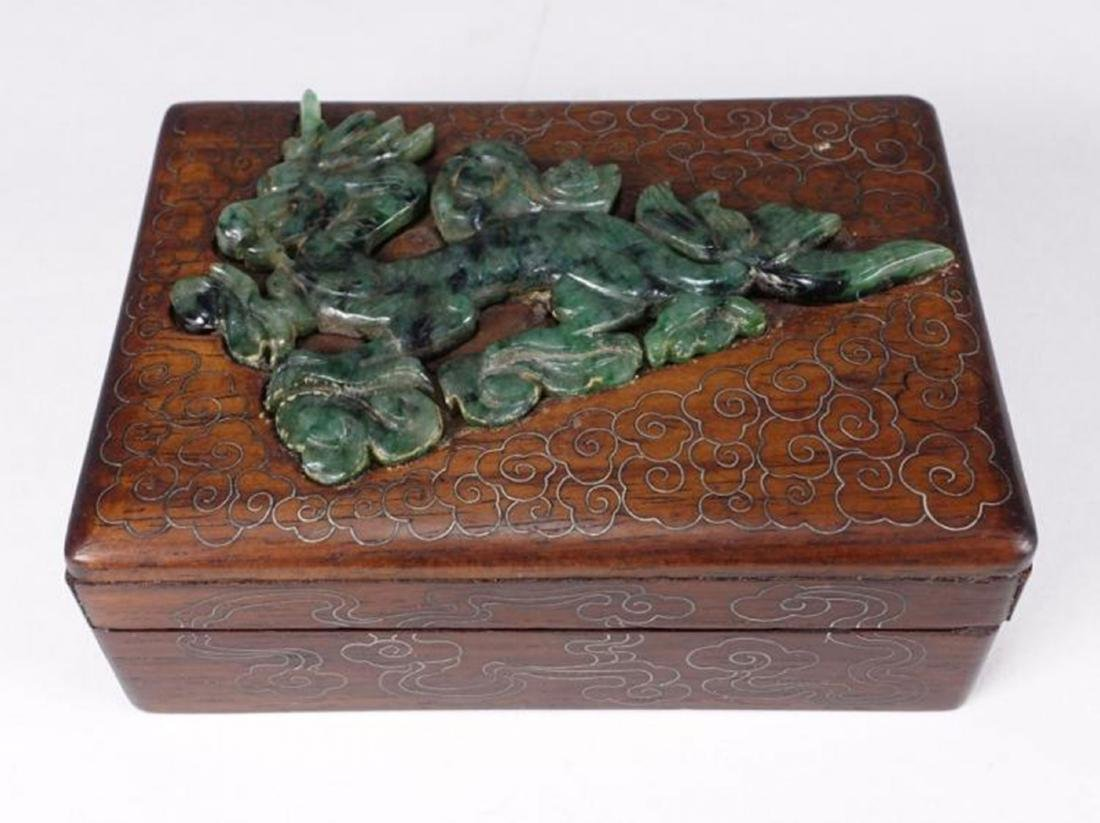 Zitan Wood Box
