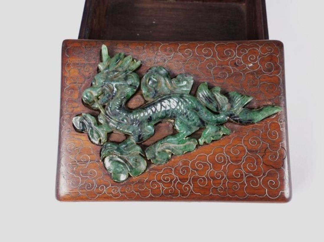 Zitan Wood Box - 2